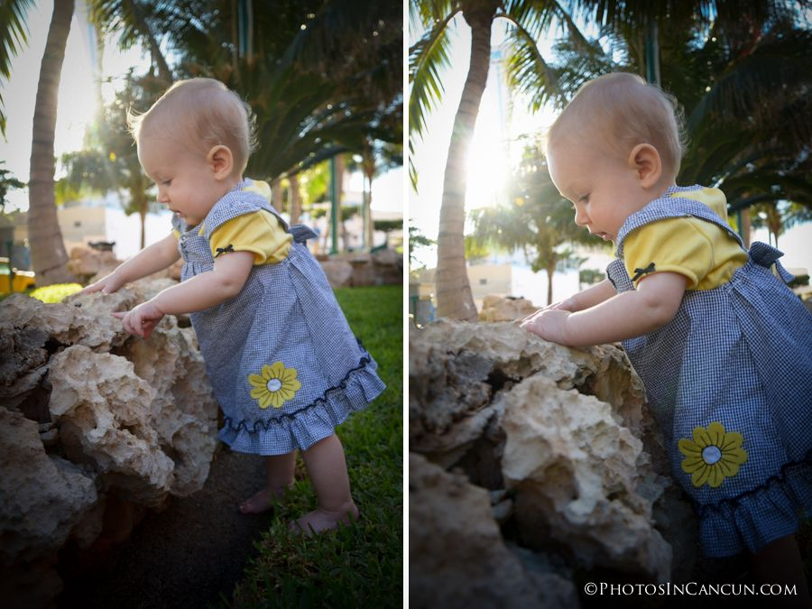 baby photographer in cancun mexico
