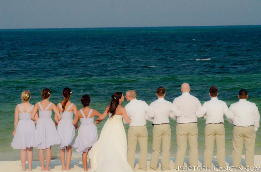 Palace Resorts Cancun Mexico Resorts Has Multiple Wedding Vacation Moon Palace Cancun Wedding