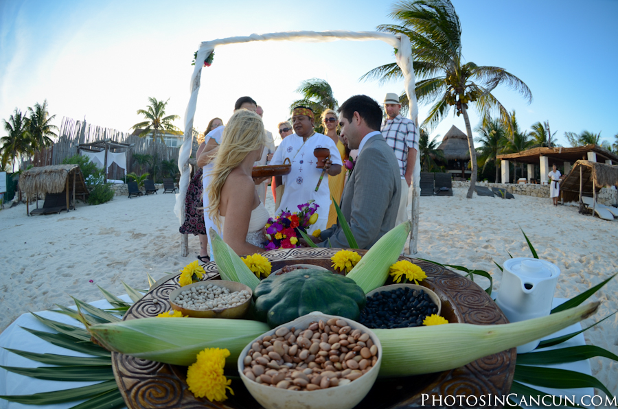 The Tides Hotel in Mexico - Wedding photographers