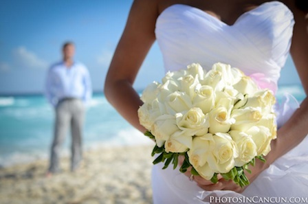 Photos In Cancun - Trash The Dress - Bridal Make Up Package
