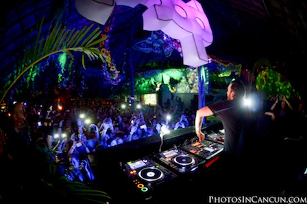 BPM Festival 2012 - Steve Angello - Swedish House Mafia at Blue Parrot Beach Club