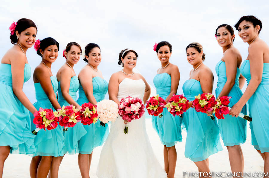 Destination Wedding Photographer Cancun Mexico