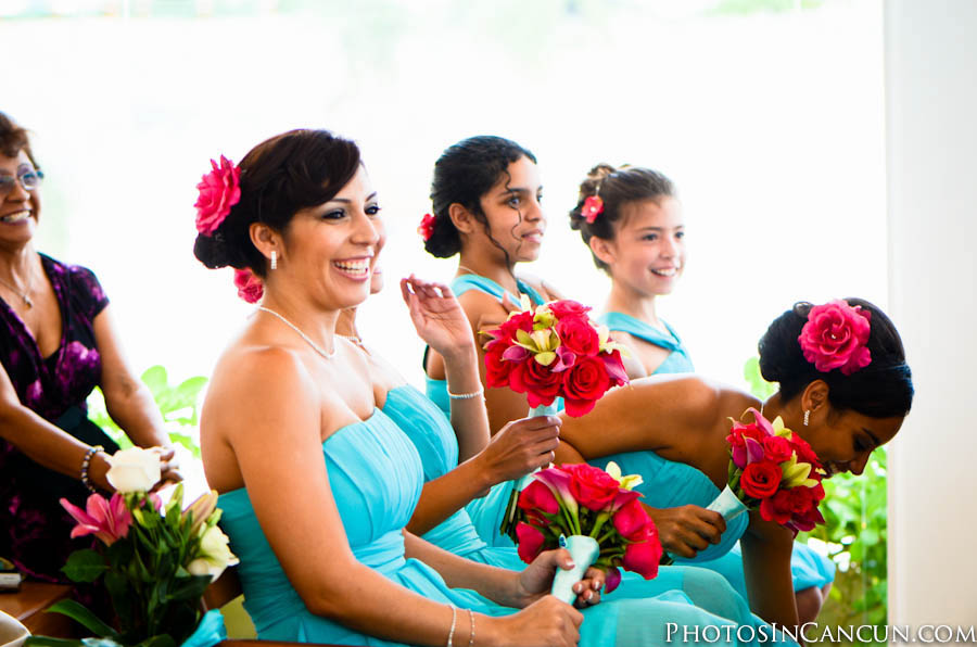 Cancun Mexico Wedding Photographers