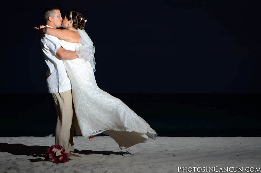 Cancun Mexico Candid Wedding Photojournalists