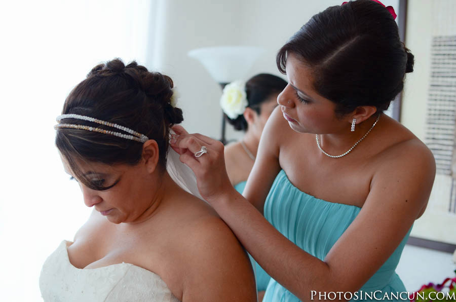 Cancun Mexico Wedding Photos