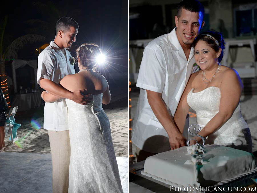 Photos In Cancun Wedding Photos