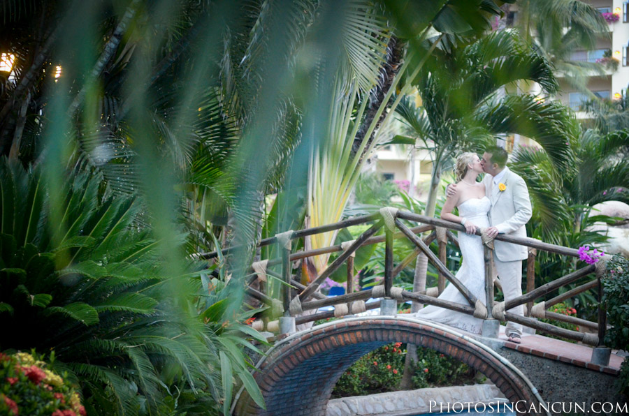 Wedding Photography at Villas Vallarta Hotel