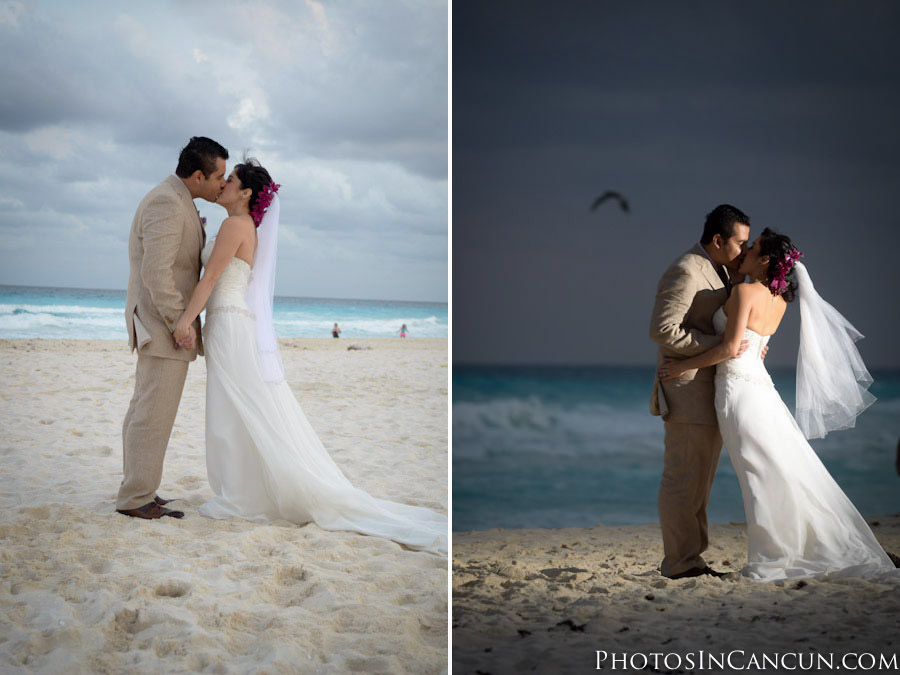 Photos In Cancun - Parnassus Resort and Spa Wedding Photography