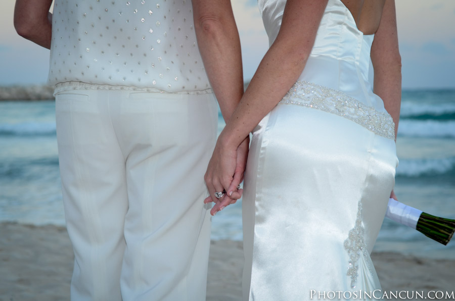 Same Sex Weddings in Mexico Photography