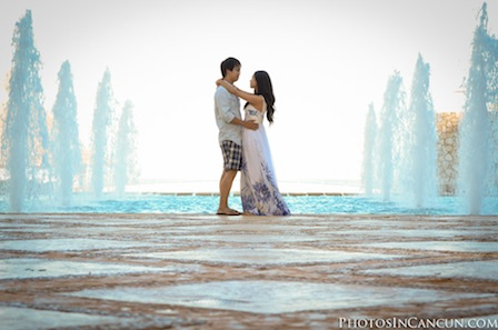 Post image for Anniversary Photo Session Westin Lagunamar Cancun