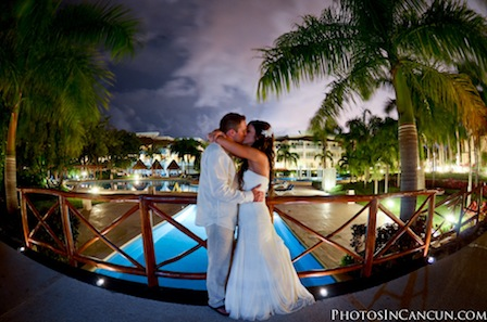 Grand Sunset Princess Wedding