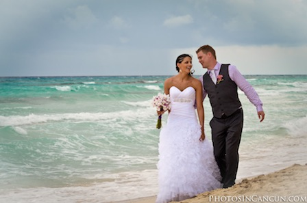 Sandos Playacar Wedding
