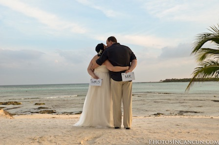 Barcelo Maya Colonial Wedding